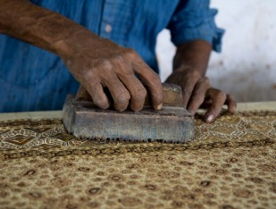 Block-Printing-Ajrakpur-India