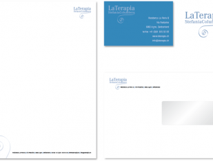 Corporate design La Terapia